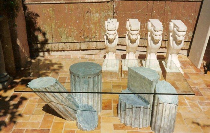 Sculpture-lion-Montpellier