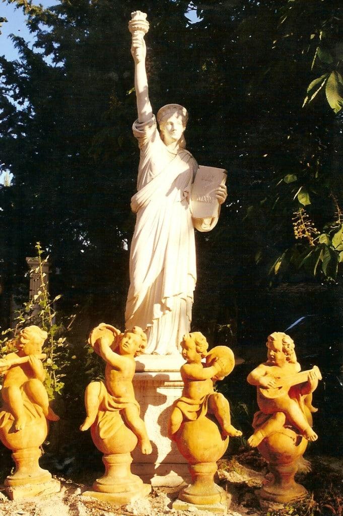 Sculptures sur Montpellier sur mesure